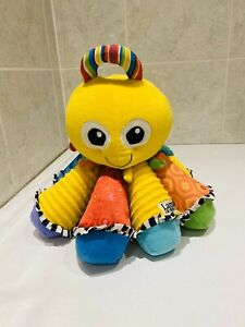 Lamaze Octopus Musical Exc Con - Never Played With
