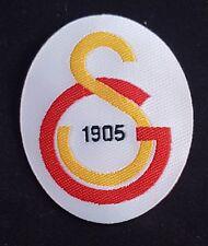 4 x Mini Galatasaray GS Istanbul 1905 Aufnäher zum Bügeln -  Logo ** Neu **