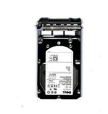DISQUE SAS M525M Dell 300-GB 6G 15K 3.5 +caddy w/F238F R710, R720, T610, T620