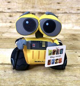 "Disney Pixar Wall E Thinkway Toys 5"" Stuffed Toy With Tag"