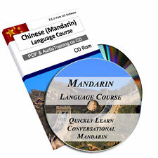 Learn Basic Chinese Mandarin - Language Course - 72Hrs Audio 18 Books on DVD 193