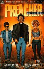 BD US EO - Preacher - T1 Gone to Texas - Edition originale américaine