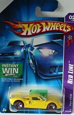 Hot Wheels RED Line Ford GT40 nice card 2006