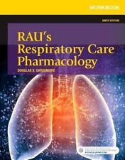 Workbook for Rau's Respiratory Care Pharmacology by Sandra T. Hinski and...
