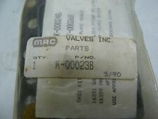 NEW MAC K00023B VALVE REPAIR KIT
