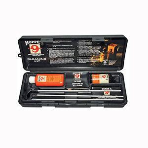 Hoppes Cleaning Kit For 12 GA Shotgun W/ Divided Storage Case