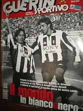 Guerin Sportivo.Alessandro del Piero e Inzaghi,jjj
