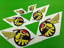 6 Of Honda Hornet Stickers Logo New UK