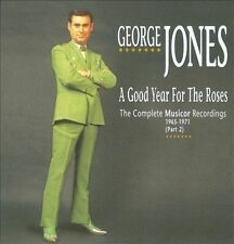 A Good Year for the Roses: The Complete Musicor Recordings Pt. 2 by George Jones