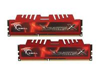 G.SKILL Ripjaws X Series 16GB (2 x 8GB) 240-Pin DDR3 SDRAM DDR3 1600 (PC3 12800)