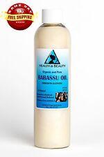 BABASSU OIL ORGANIC COLD PRESSED by H&B Oils Center PREMIUM 100% PURE 24 OZ