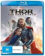 THOR - The Dark World : NEW Blu-Ray