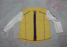 American Girl Doll Yellow Cycling Jacket - From Cycling Outfit - Coat/Top Only