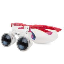 New listing Dental Surgical Medical Binocular Loupes 2.5X 320mm Optical Glass Loupe Tool Us