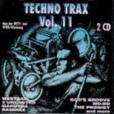 Techno Trax 11 (1994, #zyx81020) - 2 CD - 2 Unlimited, WestBam, Marusha, Rami...