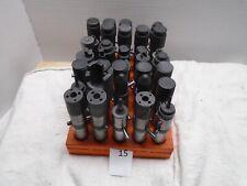 (35) System 3R 20mm Shanks for Edm
