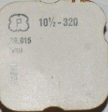 PESEUX CAL. 320 u. a. MINUTENRAD PART No. 201   ~NOS~