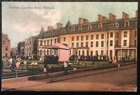 4 x Northern Counties Hotel Portrush Postcards 1900's Northern Ireland