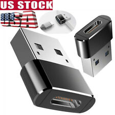 Usb C To Usb Male Adapter, Mini Hi-Speed Usb C Female (Type-C) To Usb A Male