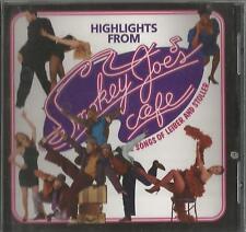 RARE SOUNDTRACK CD PROMO ELVIS INT SMOKEY JOE'S CAFE LEIBER STOLLER USA