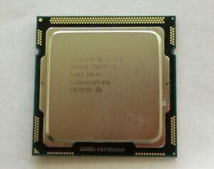 Intel SLBLC Core i5-750 2.66GHz/8M/09B Socket 1156 Quad CPU Processor LGA1156