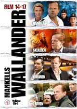 Wallander Boxset 4 - Swedish TV Show (14-17) Box 4