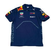 Aston Martin Racing Polo Shirt Men's Size Large