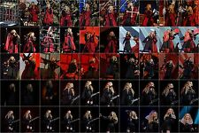Madonna 6000 Rare Candid Photos Rebel Heart Tour 2/12/2015 All Costumes Music