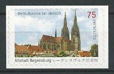 Bund Mi.Nr. 2850** (2011) postfrisch (selbstkleb.)/UNESCO-Welterbe (Regensburg)