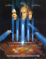 "~~ LUC BESSON Authentic Hand-Signed ""The Fifth Element"" 8x10 Photo ~~"