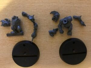 Goblin Scarcrag Snivellers Blood Bowl Team - players x 2