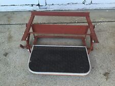 Vintage ? Airstream ? Fold In Side Step RV Camper Travel Trailer Parts