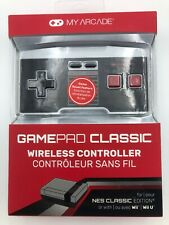 My Arcade Wireless Controller for NES Classic, Nintendo Wii and Wii U™