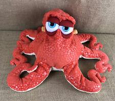 "Disney Finding Nemo Finding Hank Octopus 🐙 Plush 17"" Doll"