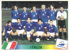 Panini - FIFA World Cup France 1998 - Team Photo - Italy - # 85