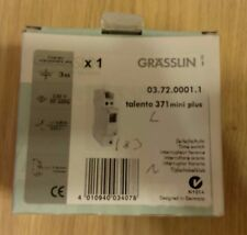 GRASSLIN Talento 371 Mini Interruptor De Tiempo Plus