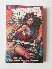 Wonder Woman Volume 7: War Torn HC (The New 52) by Meredith Finch Book
