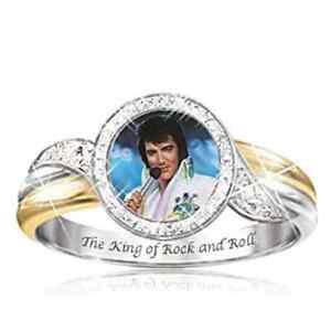 *ELVIS PRESLEY* Style Ring.  BRAND NEW.