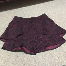 Mid-Rise Regular Shorts Multicoloured for Women