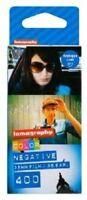 Lomography Color Negative 400 ISO 35mm Film 36 Exposure 3 Packs New N