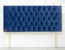 """New Chesterfield Upholstered Headboard  30"""" Tall"""