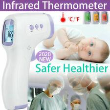 2020 Forehead Thermometer Digital Termometro Non-Contact Touch Fever Body Gun