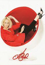 Autogramme & Autographen 20130 Kristina Bach Top Ak 90er Jahre Original Signiert Musik