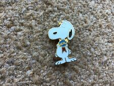 Vintage Snoopy Dog Hero Enamel Pin Badge