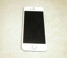 Apple iPhone 5s - 16Gb - Silver (Verizon) A1533 (Cdma + Gsm)