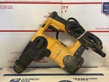 Dewalt D25313 1 L Shape Sds Plus Rotary Hammer Kit For Parts