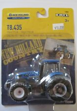 1/64 Ertl New Holland  T8.435 Tractor With Duals on Front & Rear