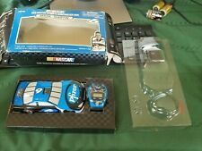 Mark Martin LCD Watch Remote Controlled Car Open Box Nascar No. 6 Unused 1/32