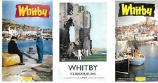 repro railway poster postcards  Whitby