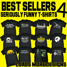 Funny Mens T-Shirts novelty t shirts joke t-shirt clothing Christmas shirt 4